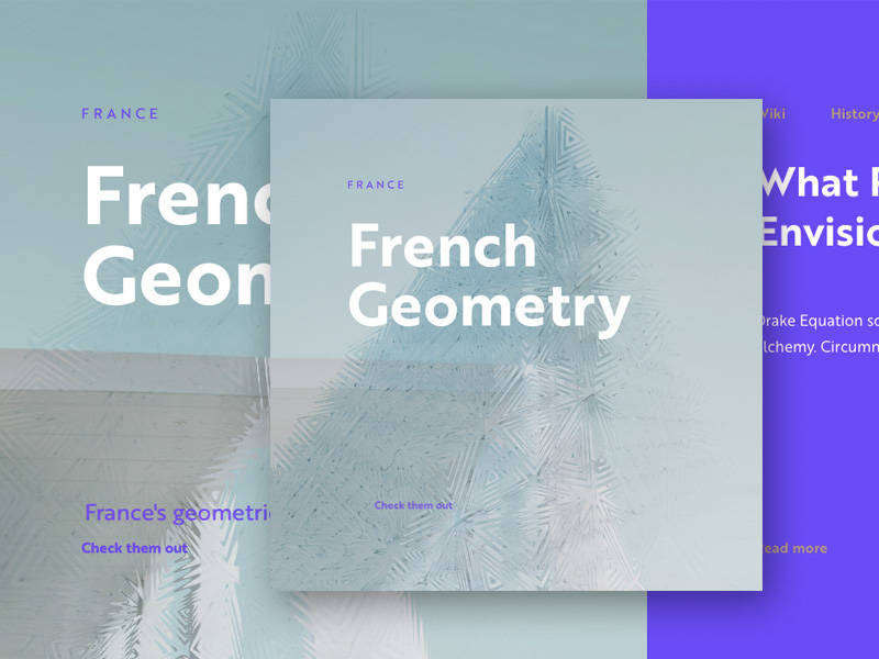 WebGL Distortion Hover Effects